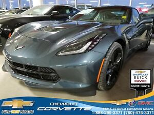 2019 Chevrolet Corvette 1LT