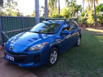 Mazda 3 neo 2013 Camballin West Kimberley Preview