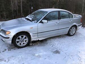 2003 bmw 325xi sport AWD