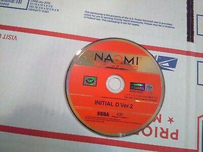 sega initial d 2 arcade security disk #10