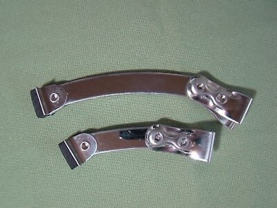 vintage style replacement center support brackets for Fulton sun visor sunvisor