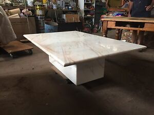 Large Marble Coffee Table 1500mm x 1000mm Armidale Armidale City Preview