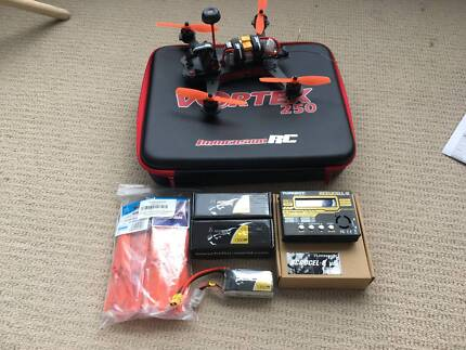 Vortex 250 FPV Racing Drone and Accessories