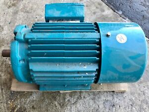 Brook Crompton Electric Industrial Motor (1 HP)