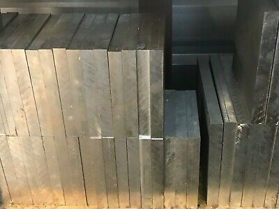 Aluminum Plate. 34 X 6 38 X 6. Mill Extrusion Stock. Free Shipping.