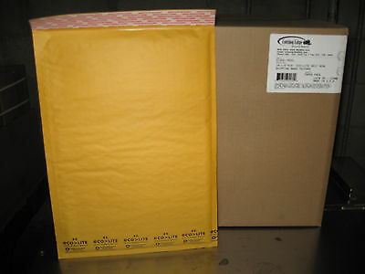 100 5 Eco-lite Kraft Bubble Mailers W Free Shipping