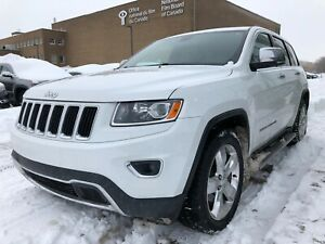 Jeep Grand Cherokee Limited ECRAN 8.4 MAGS 20'' 4X4 2014