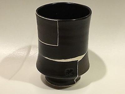 Maren Kloppmann Studio Pottery Ceramic Yunomi Mug Tea Cup Warren Mackenzie
