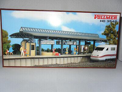 Vollmer H0 3542 ICE Bahnsteig vollständig gebraucht kaufen  Kandel
