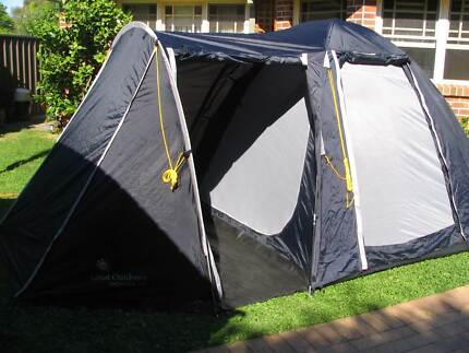 Great Outdoors Frontier 4EV Dome Tent - Good Condition Dural Hornsby Area Preview