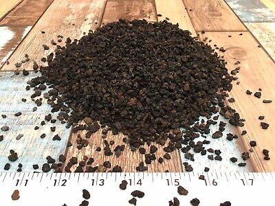2 Gallons - Black Lava Cinder Rock for Bonsai Cactus Succulent Plant Soil Mix