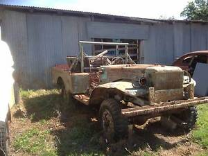 1943 Dodge 3/4 ton Weapons Carrier Tamworth Tamworth City Preview