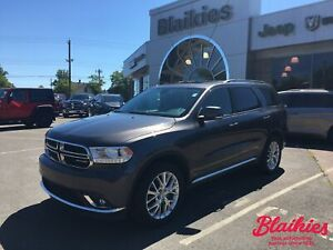 2016 Dodge Durango Limited | AWD | 7 PASSENGER | DVD |