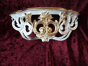 Console-muro-Specchio-console-Antico-Barocco-Stile-Rococo-40x17x17-cm ...
