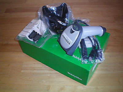 Welch Allyn 4500-915 Spot Lxi 2d Barcode Scanner New