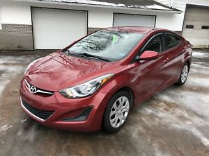 2015 Hyundai Elantra **2018 clear out pricing**