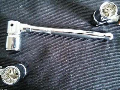 Heavy Duty Scaffold Spanner 716 21mm Bi Hex Professional Scaffolder