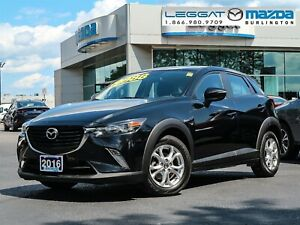2016 Mazda CX-3 GS-LUXURY PACKAGE, BLUETOOTH, REAR CAMERA