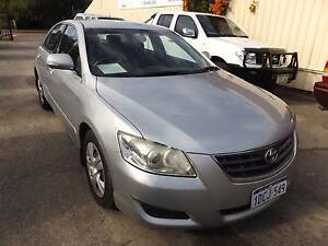 2007 TOYOTA AURION (AUTO) $6990 *FREE 1 YEAR WARRANTY* Inglewood Stirling Area Preview