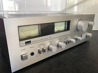 SANSUI A-80 High Integrated Servo Amplifier (1980) Vintage Made in Japan