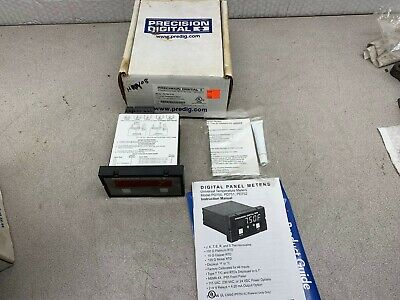 New In Box Precision Digital Universal Temperature Meter Pd750-3-16