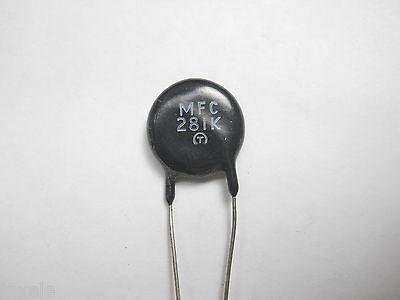 Mov Metal Oxide Varistor 280 Volt 20 Amp Mfc14d281k Qty 10 Eak1