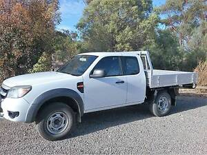 2009 Ford Ranger Ute Blyth Wakefield Area Preview