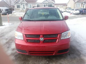 2009 Dodge Grand Caravan 25 ieme anniversarie Berline