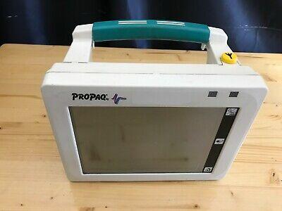 Welch Allyn Propaq Cs Model 244 Option 210 Patient Monitor