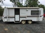 Ever new 22 foot caravan Sandy Beach Coffs Harbour Area Preview