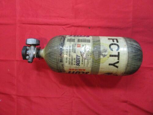 SCOTT 45MIN Scba Tank Bottle PCP AIR GUN CYLINDER  66CF AIR @  4500psi