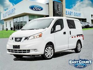 2015 Nissan NV200 SV| Accident Free| Low KM