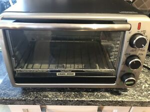 Toaster oven with convection - Black and Decker