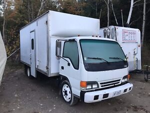 2001 Isuzu spray foam rig certified and e tested