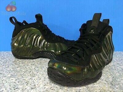 low priced dd60e c608f Nike Air Foamposite One Mens Size 8.5 Legion Green Black Iridescent 314996 -301