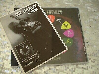12 Picks by Ace Frehley (CD, Apr-1997, Megaforce) w/Magazine Ad
