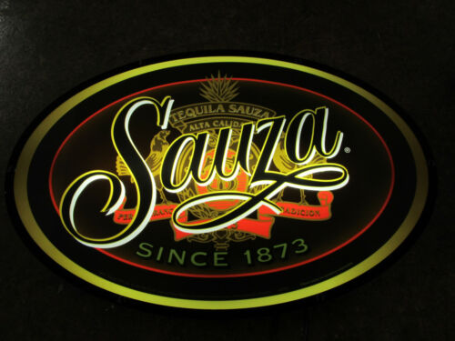 Sauza Tequila Lighted  Bar Sign