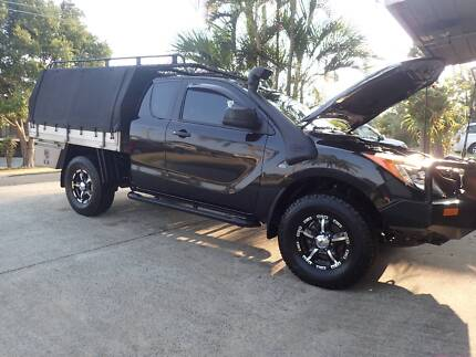 2012 MAZDA BT50 FREESTYLE 4x4 GENUINE SALE