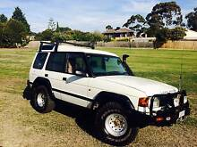 "1998 Land Rover Discovery-Dual fuel-2""Lift-Winch-BBar-Snorkel Mount Waverley Monash Area Preview"