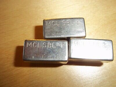 Mini Circuit Laboratory Mcl Sbl-1 Mixer 3 Pieces