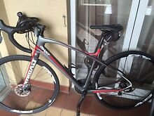 GIANT HYBRID BIKE ,  ANY ROAD , COMAX   . Never used. South Yarra Stonnington Area Preview