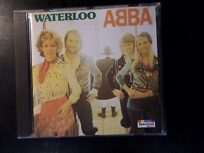 CD ALBUM - ABBA - WATERLOO