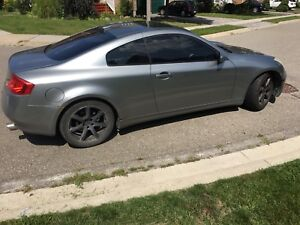 2003 Infiniti G35 Coupe for sale.