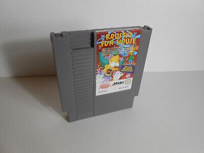 Krusty's Fun House für Nintendo NES