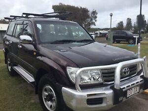 Land Cruiser 2005 GXL wagon