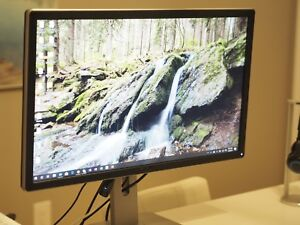 """Dell P2715Q 27"""" Ultra HD 4K Monitor with receipt like new"""