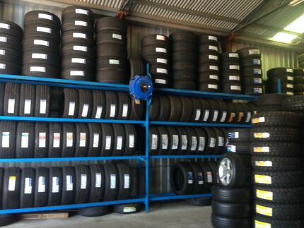 New Tyres on sale