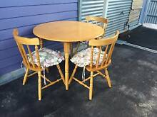 Round dining table Adelaide CBD Adelaide City Preview