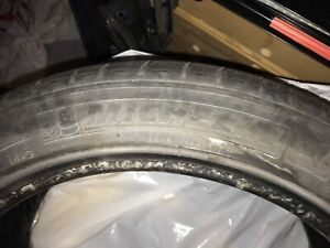 Pneus Tires Michelin Radial X Tubeless 235/45/r18