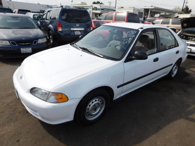 Imagen 1 de Honda Civic  white